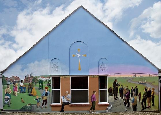 Shirehampton Mural